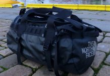 North Face Base Camp Duffel Testbericht
