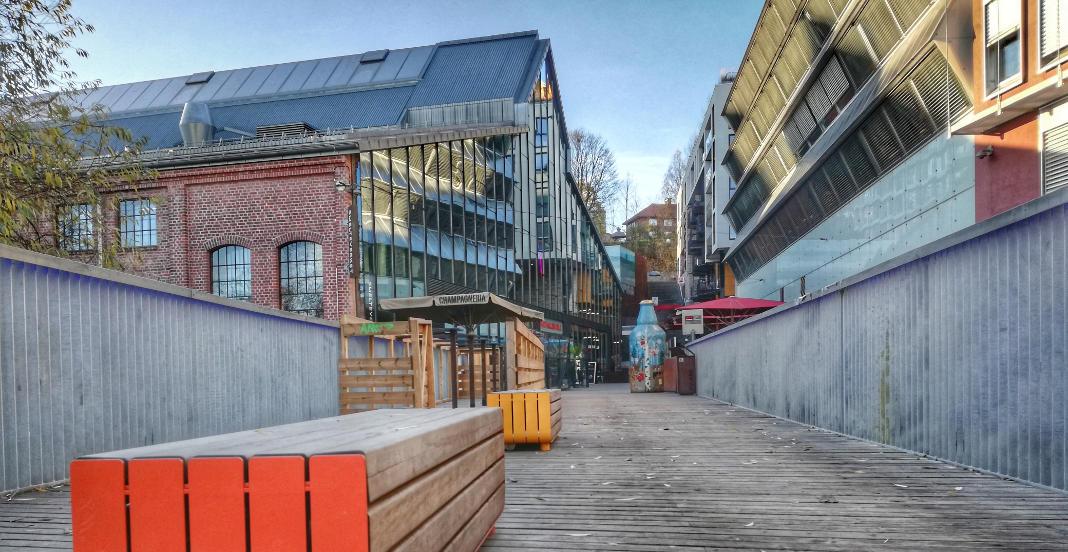 Oslo Essen Mathallen Grünerløkka