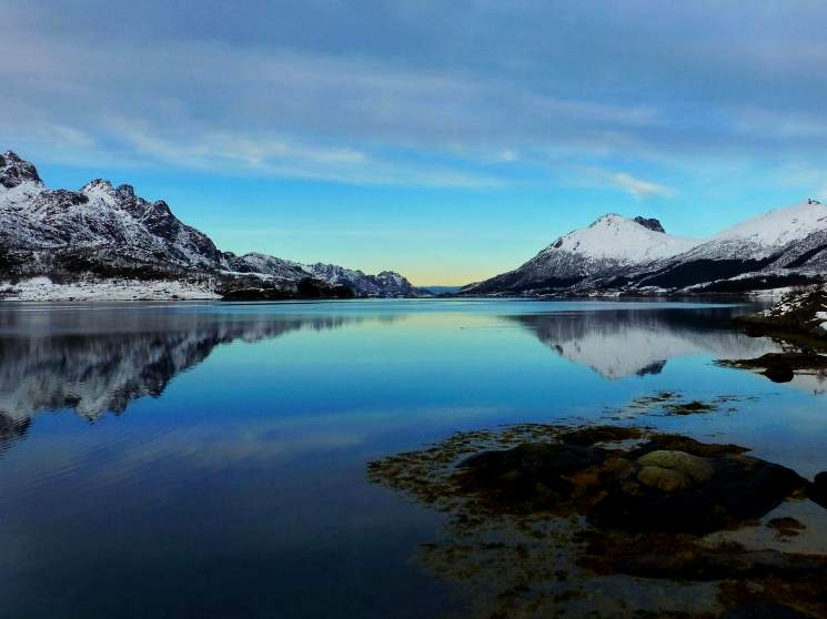 Packliste Norwegen Winter