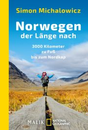 Simon Michalowisz: Norwegen der Länge nach