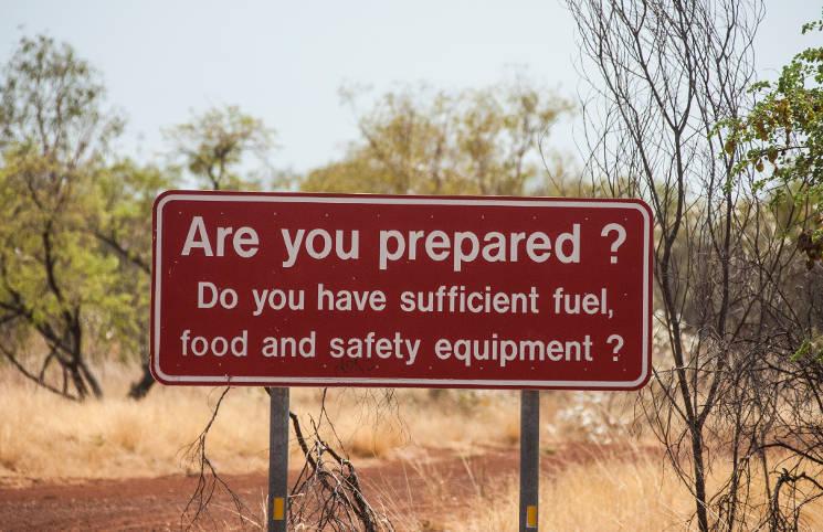Packliste Für Einen Off Roadtrip In Australien Bruderleichtfusscom