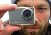 Activeon CX Gold Test GoPro Alternative