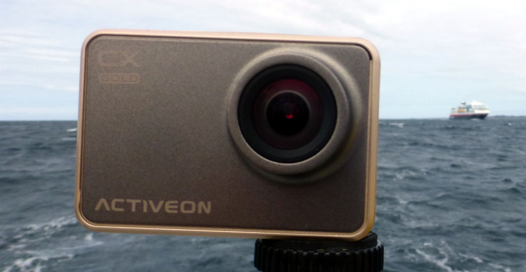 CX Gold Activeon Action Cam Gopro Alternative