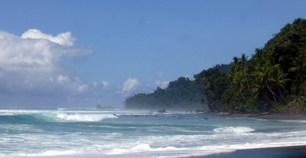 Strand Carate Costa Rica Osa