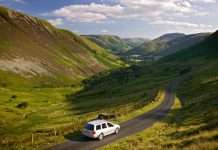 Outdoor Roadtrip Wales